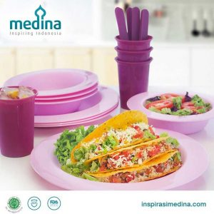 1-Amethyst-Microwaveable-Dining-Set