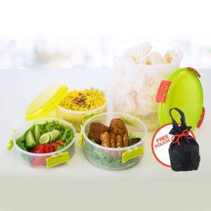 genio-stackable-sealware-3-susun-green-bonus-wadah-kerupuk
