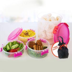 genio-stackable-sealware-3-susun-pink-bonus-wadah-kerupuk