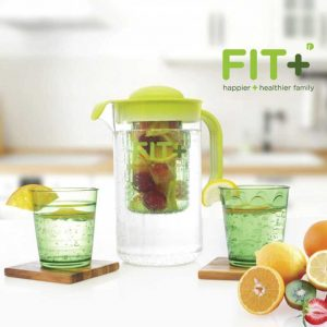 1-Fit-+-Infuser-Jug-Hijau